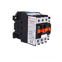 ElectroHouse Контактор магнітний 3P 32A 220-230V IP20 4НО