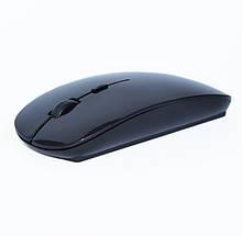 Беспроводная компьютерная мышка Wireless Bluetooth Mouse G-132, Черная, мышь оптическая, Клавиатуры, мыши,