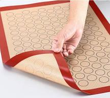 Силіконовий килимок для випічки пористий 60*40 см