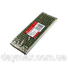 Шина нулевая 6х9 мм² 24/2 (2 отверстия)