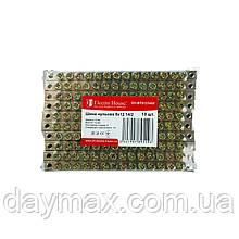 Шина нулевая 8х12 мм² 14/2 (2 отверстия)
