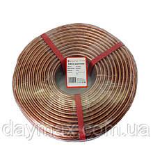 ElectroHouse Акустичний кабель безкиснева мідь 2х2, 5