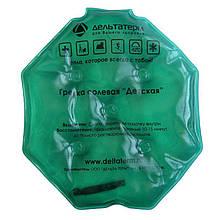 Грелка солевая «Детская» от Дельта Терм - зелёная, Солевые грелки
