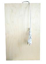 Панель обогреватель, Трио, инфракрасный теплый пол, 50W, QSB панель, с подогревом Трио 01601, Обогреватели