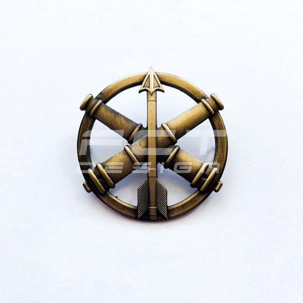 Кокарда, Беретний знак Протиповітряної оборони та зенітноракетних військ/ Кокарда ППО