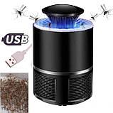 Лампа от насекомых Nova NV 818, Лампа від комах, Отпугиватели и уничтожители насекомых , фото 3