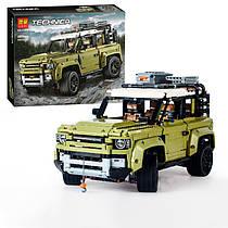 Конструктор Ленд Ровер Дефендер 2573 дет,  Лари Техника 11450 Land Rover Defender