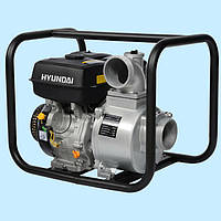 Мотопомпа HYUNDAI HY 100 (80 м³/час)