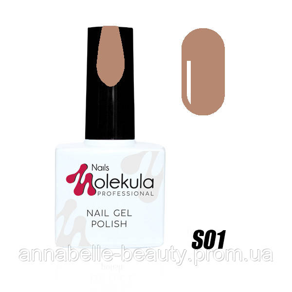 Molekula Nails S01 TROPICAL VACATION 11мл