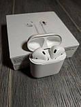 Беспроводные наушники с беспроводной зарядкой (люксовая копия 1в1 как оригинал), блютуз наушники качественные/, фото 7