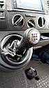 Ручка кпп с чехлом кулисы 5 ступеней VW Volkswagen Transporter T5 серая, фото 4