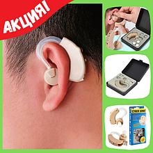 Слуховой аппарат Ciber Sonic, Слуховий апарат, Внутриушной слуховой аппарат, Цифровой усилитель звука/ магазин