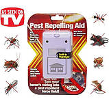 Электронный отпугиватель грызунов Riddex Pest, Отпугиватели насекомых Отпугиватели и уничтожители насекомых , фото 2
