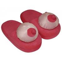 Тапочки Boob Slippers Pink