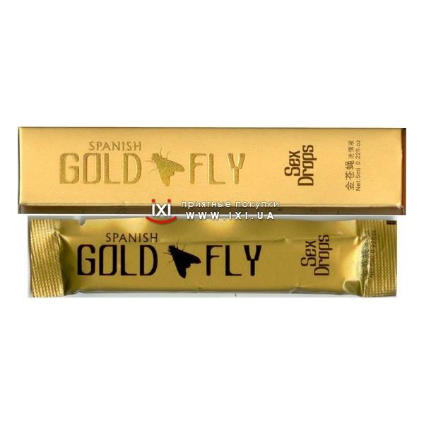 Возбуждающие капли Gold Spanish Fly