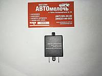 Реле поворотов 3-х контактное 12V LED с регулятором частоты мерцание