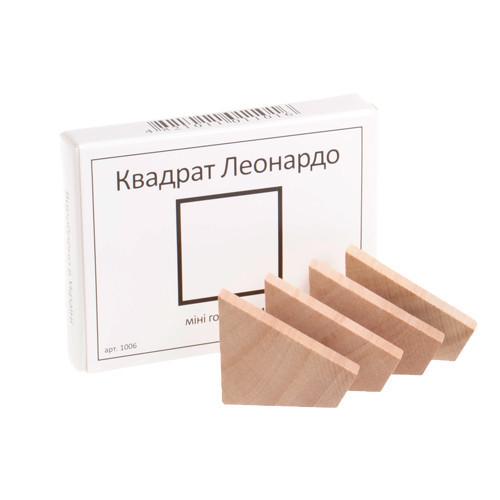 Деревянная головоломка Заморочка 5004 Квадрат Леонардо