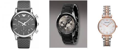 Как отличить настоящие наручные часы Emporio Armani от подделки