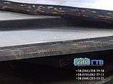 Техпластина (ЛОПАТУ) на Відвал / Скребки гумові для снігоприбиральної техніки 500х500х40мм, фото 7