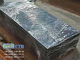 Техпластина (ЛОПАТУ) на Відвал / Скребки гумові для снігоприбиральної техніки 500х500х40мм, фото 8