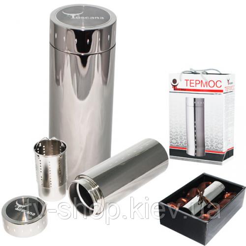Термос с минеральным фильтром Лечебный ,290 мл