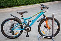 """Велосипед подростковый AIST Avatar Junior """"24 AMT"""