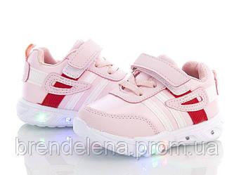 Дитячі кросівки ОВТ для дівчинки р22-23 (код 3321-00)