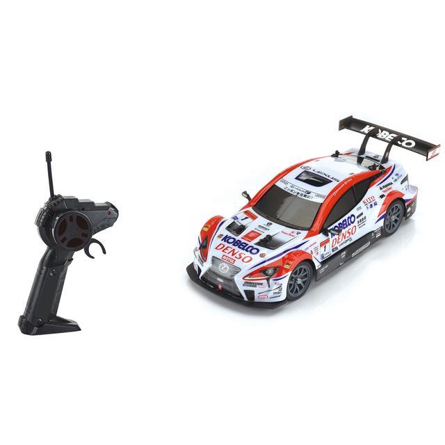 Радиоуправляемые модели Autobacs Super GT