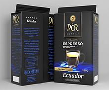 Молотый кофе D'or