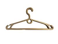 Плечики, тремпель, вешалка с кольцом в золотом цвете производитель Marc-Th