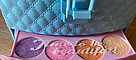 Набор детской косметики для макияжа и маникюра в шкатулке, фото 5