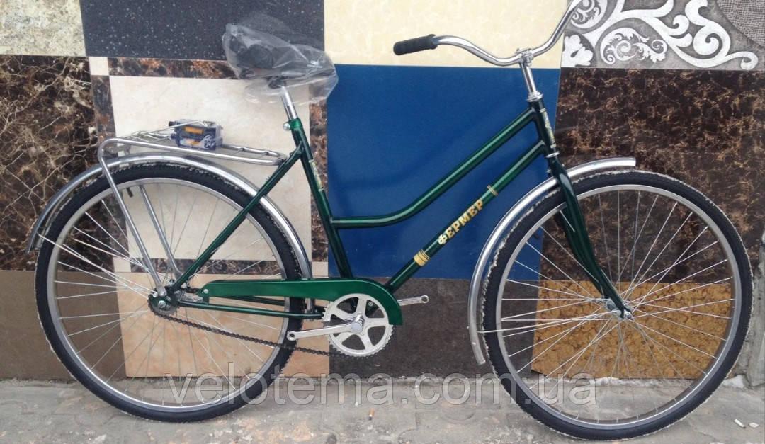 Велосипед дорожній МВВ 28 Фермер Україна Харків