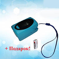 Пульсоксиметр пульсометр на палець Pulce Oximeter Kronos оксиметром + батарейки в подарунок!