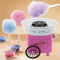 Аппарат для приготовления сладкой ваты на колесах