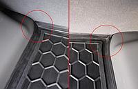 Коврик в багажник VW Passat B7 (седан) коврик в багажник Пассат Б7