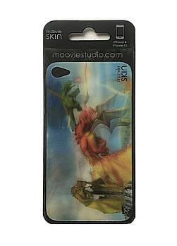 Наклейка для iPhone 4/4S Moovie