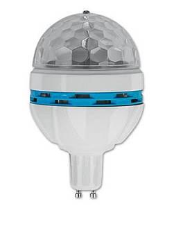 Светодиодные лампы с диско эффектом Livarno Lux GU10