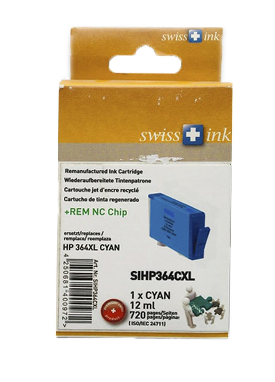 Картридж для принтера Swiss Ink HP 12мл