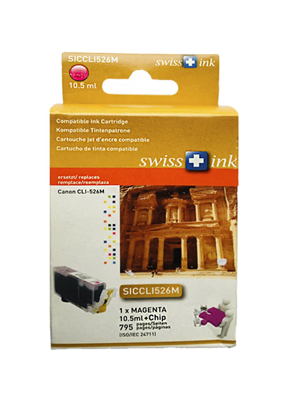 Картридж для принтера Canon Swiss Ink 10.5 мл