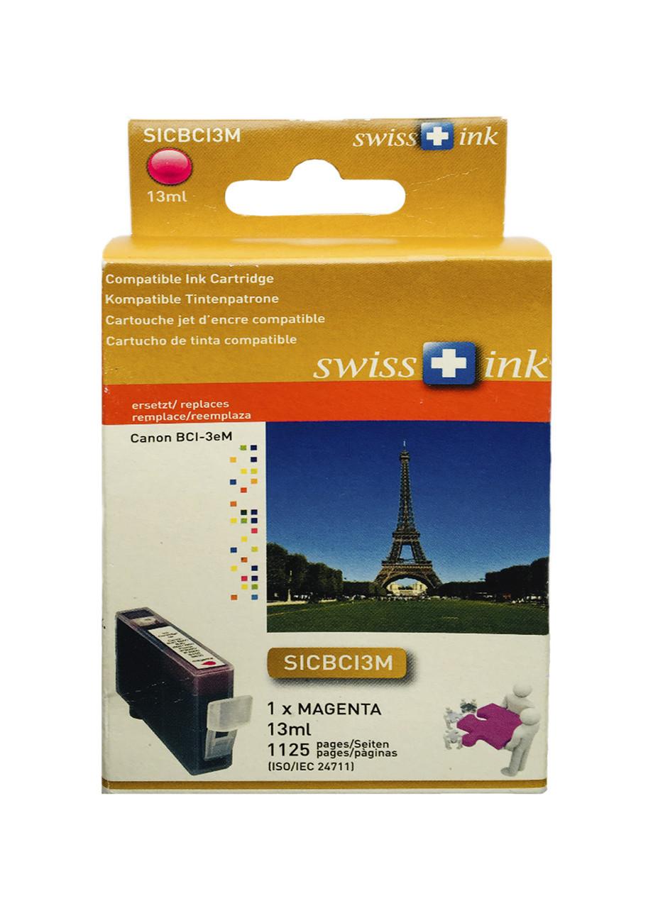 Картридж для принтера Canon Swiss Ink 13 мл