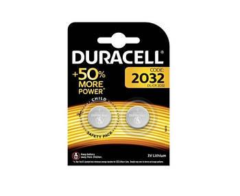 Літієва батарейка Duracell CR 2032