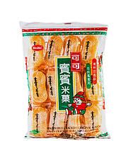 Крекер рисовий ОРИГІНАЛ Bin-bin 150 г(20 шт), фото 1