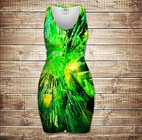Платье-майка-Green_lazer