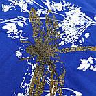 Платье женское трикотаж 120-124р. Украина однотонное с принтом без карманов, 20013271, фото 4