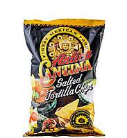 Кукурузные чипсы Начос соленые Antica Cantina 200 г