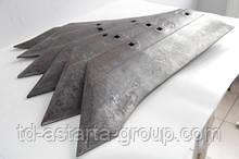 Лемех усиленный для плугов ПЛВ-3‒35/ПЛН-5‒35