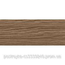 Плинтус напольный пластиковый LinePlast L012 Дуб рустик c центральным кабель-каналом