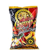 Кукурузные чипсы Начос чили Antica Cantina 200 г
