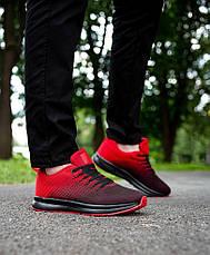 Кроссовки мужские красные Арес 44,45,46 размер, фото 3
