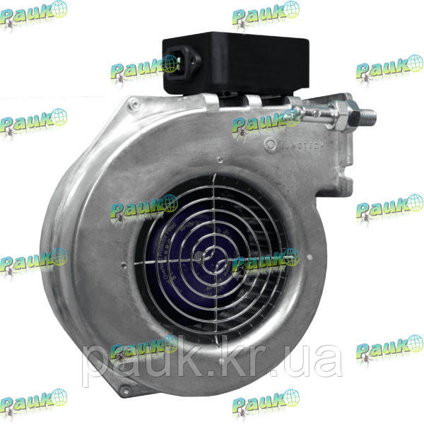 Центробежный вентилятор наддува ELMOTECH VFS-120-2E-В1  для твердотопливного котла